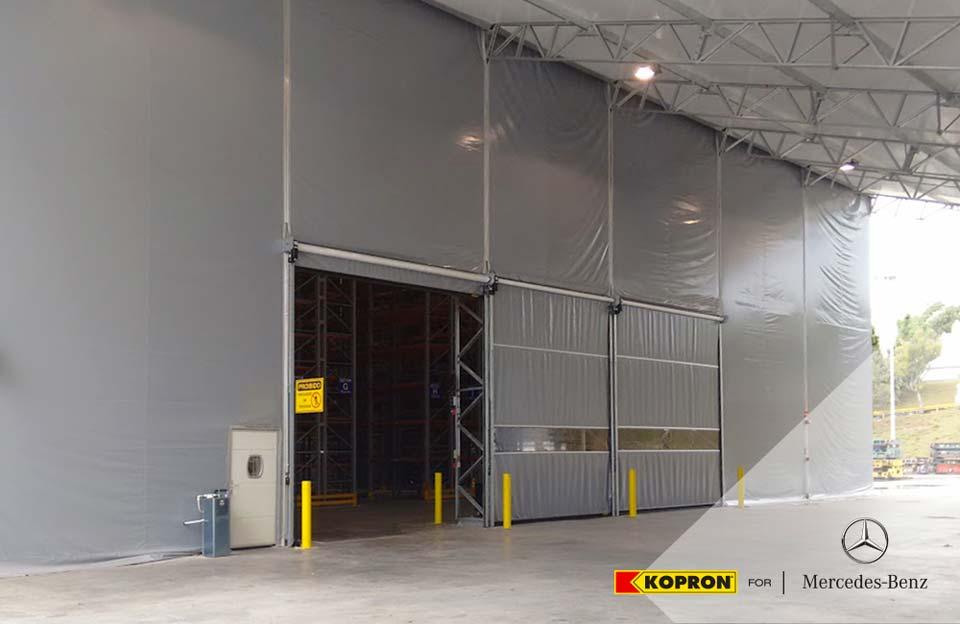 Kopron-Portes-rapides-en-pvc-pour-Mercedes
