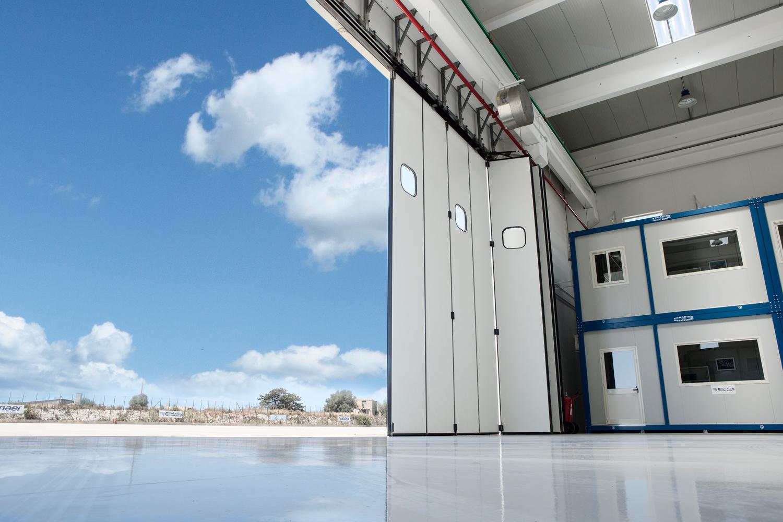 Portes-Accordéons-pour-Hangars