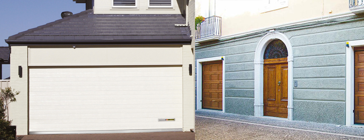 Garage-door-Traditional