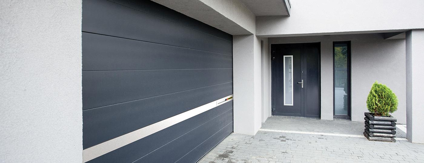 Garage-door-Modern