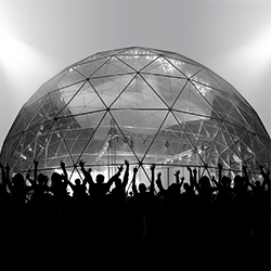 Cupola geodetica K-Igloo