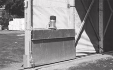 Sistema motorizzato mobile o retrattile