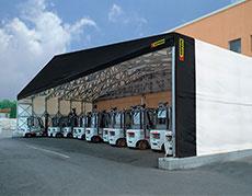Settore Automotive e Parcheggi