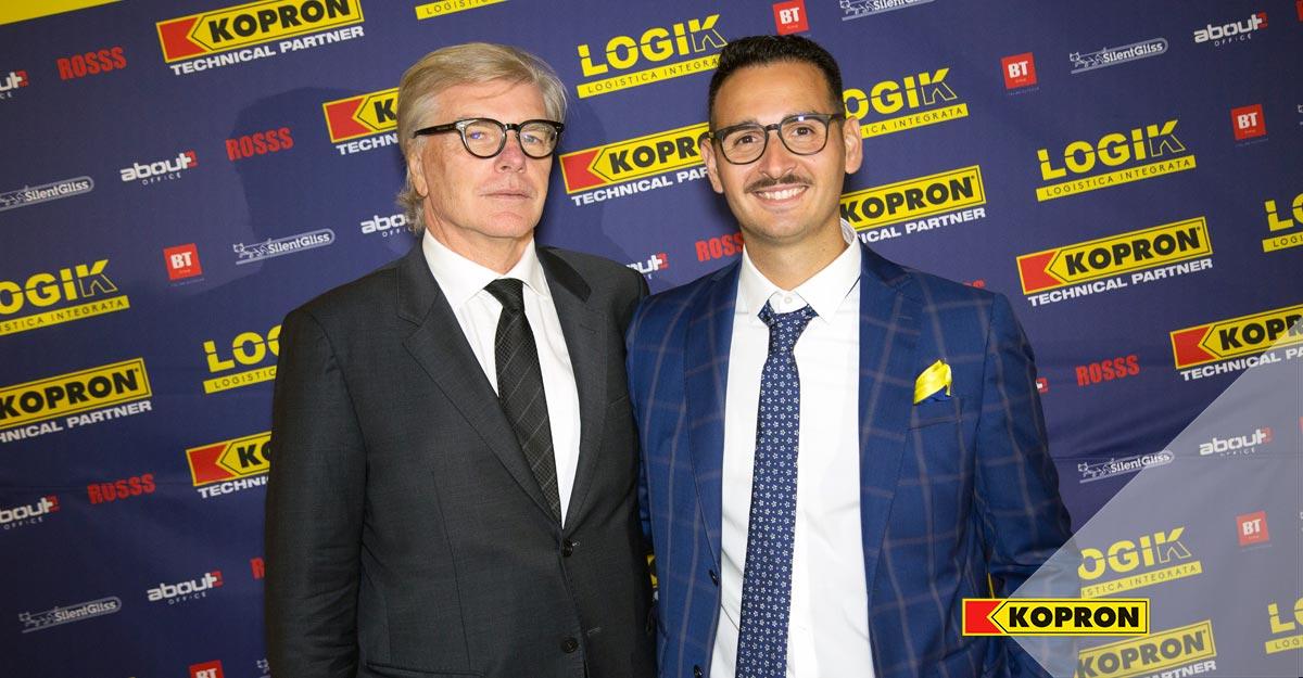 Presidente-Kopron-Paolo-Vergani-e-Luca-Peluso-titolare-Logik