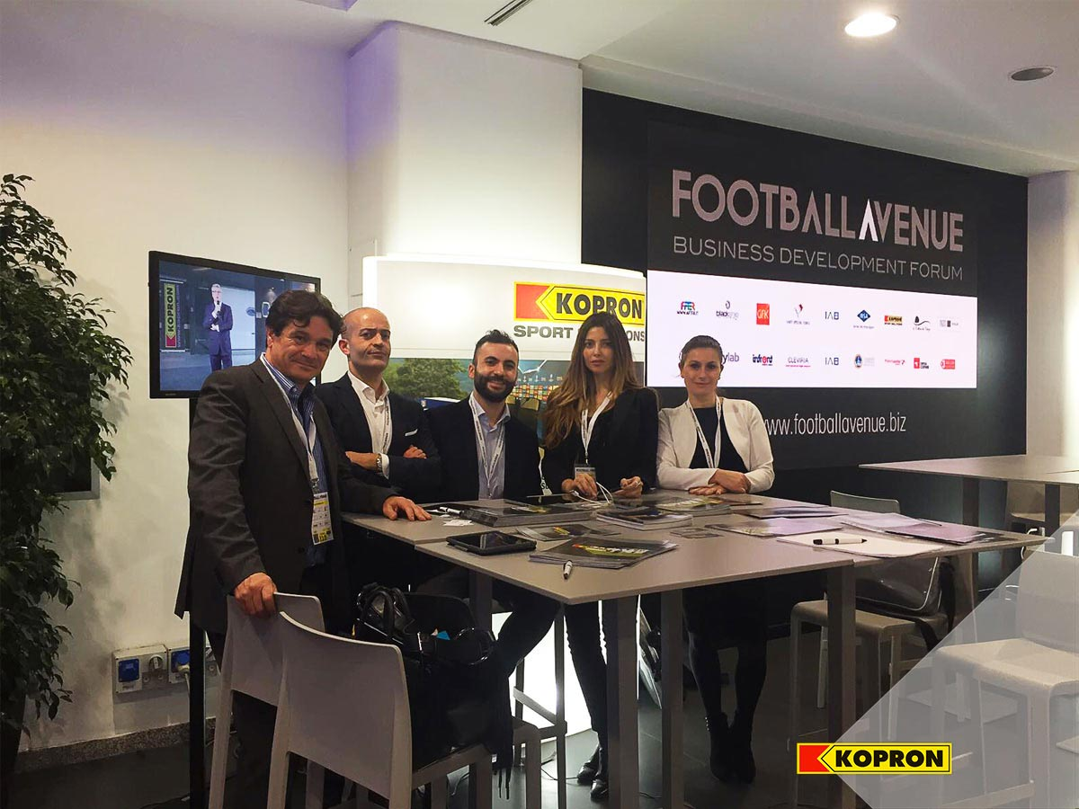 Il-team-Kopron-al-FootballAvenue-Business-Development-Forum