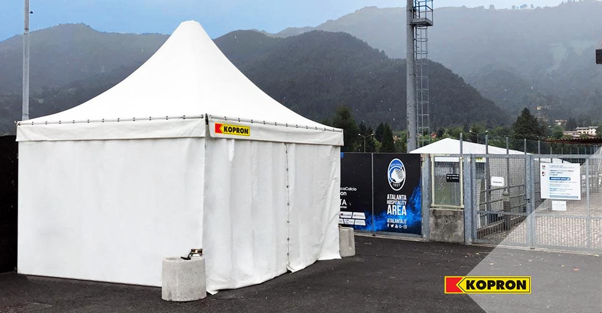 Kopron-strutture-in-PVC-sportive-per-Atalanta