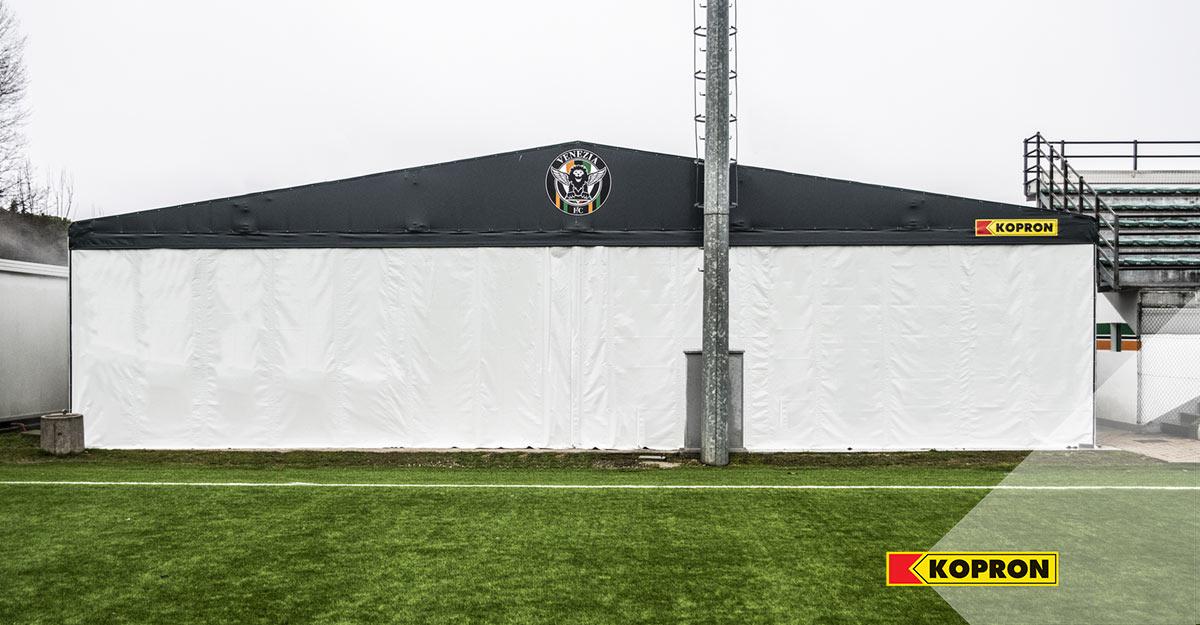 Struttura-in-PVC-Kopron-per-allenamenti-Venezia