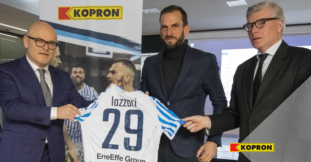 Kopron-e-SPAL-durante-meeting-commerciale-Italia