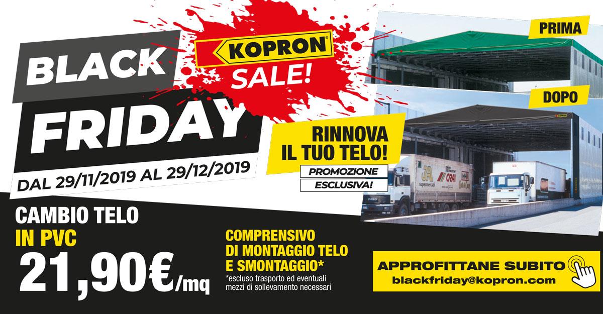 Promo-Black-Friday-Sostituzione-Teli-PVC-su-misura-by-Kopron