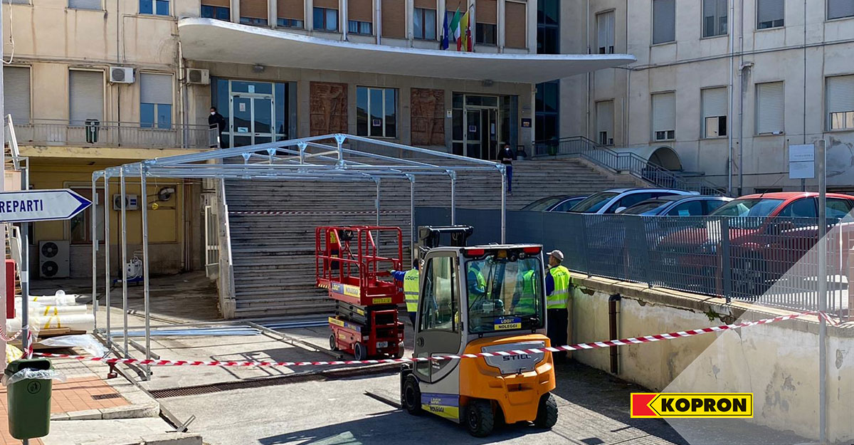 tendostruttura-kopron-ospedale-ragusa-sicilia
