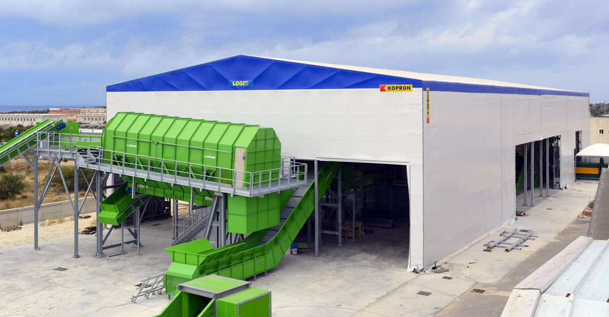 A-functional-Kopron-industrial-tent-for-waste-treatment-in-Ragusa-Italy