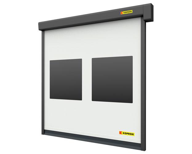 Kopron - FAST ROLL Porte rapide ad avvolgimento verticale