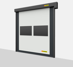 Kopron Replay porta rapida autoriparante