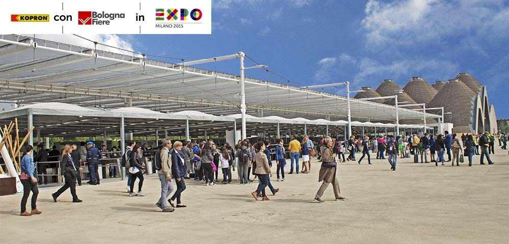 Kopron-for-Expo-2015-tent-covering-baffle-gates