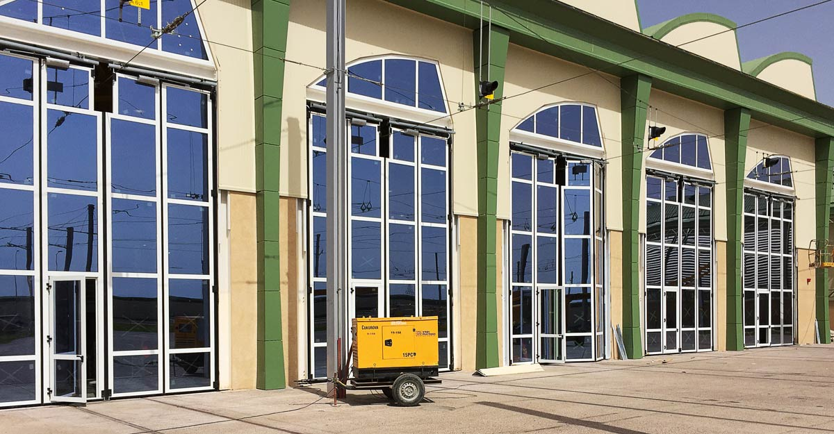 industrial-folding-doors-railway-algeria