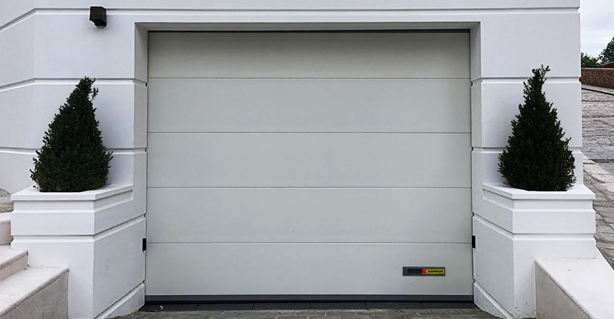 sectional-garage-doors-for-automated-house