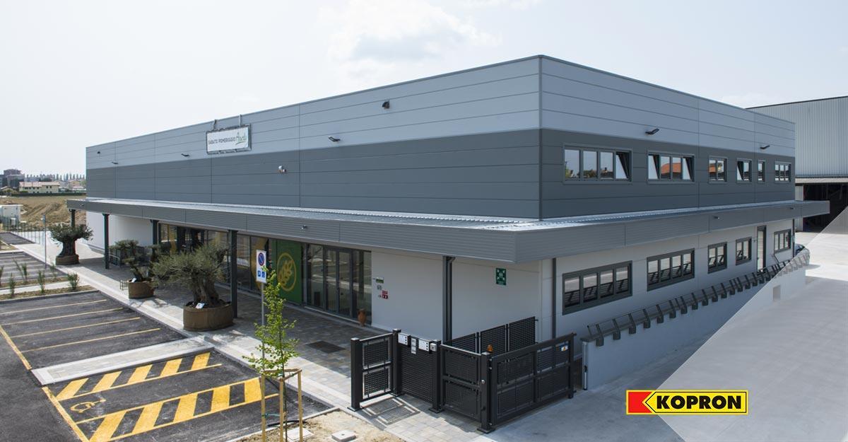 Kopron-Prefabricated-steel-building-near-Venice