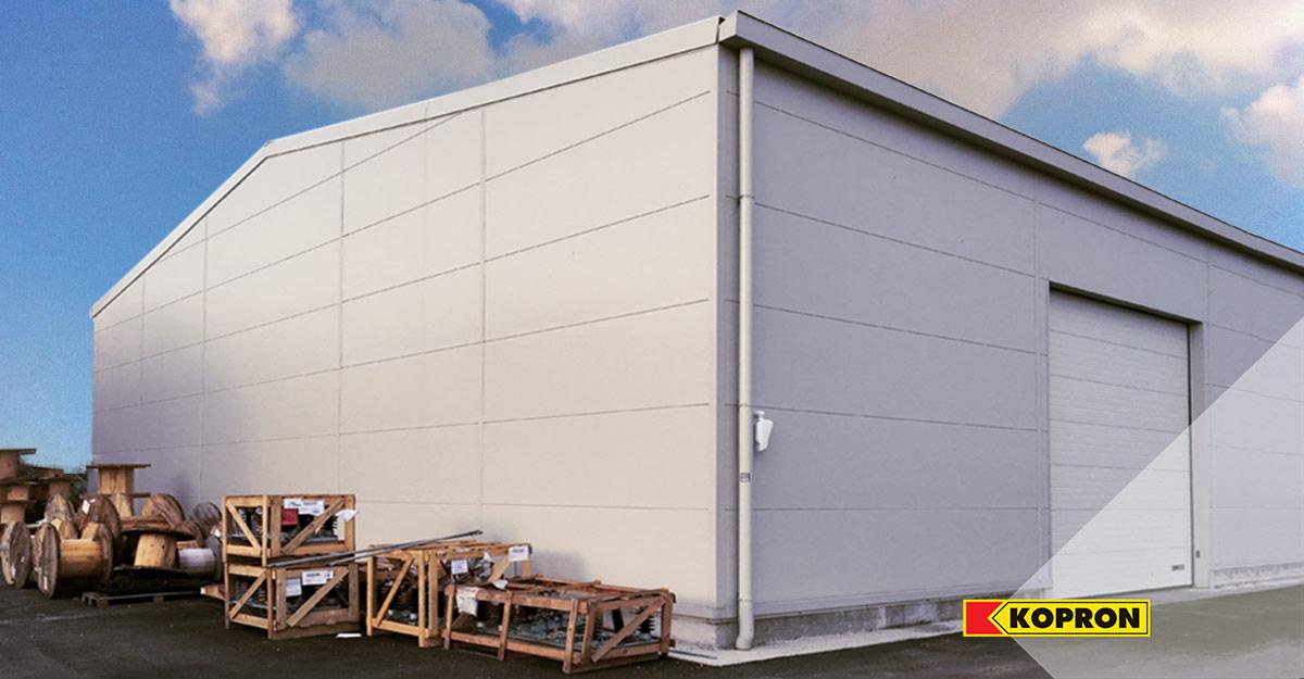 Bâtiments-en-panneaux-thermo-isolants-Kopron-pour-un-fournisseur-de-câbles-électriques