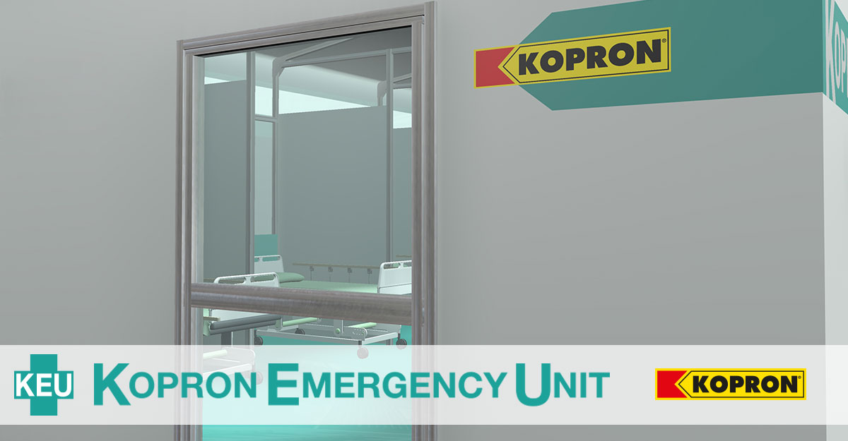kopron-hospital-tent
