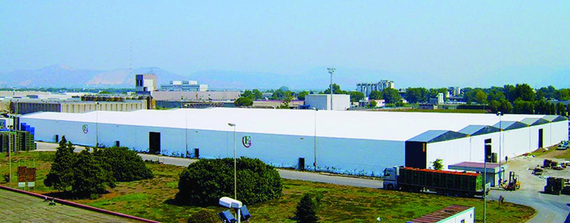 Kopron-photovoltaique-stockage-marchandises-Naples-Italie