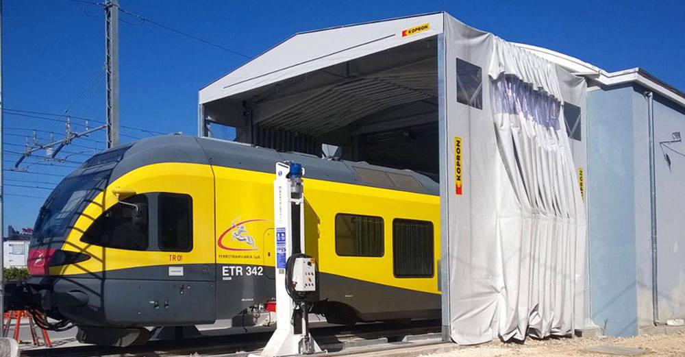 hangar-mobile-retractable-kopron-pour-maintenance-ferroviaire-fersalento