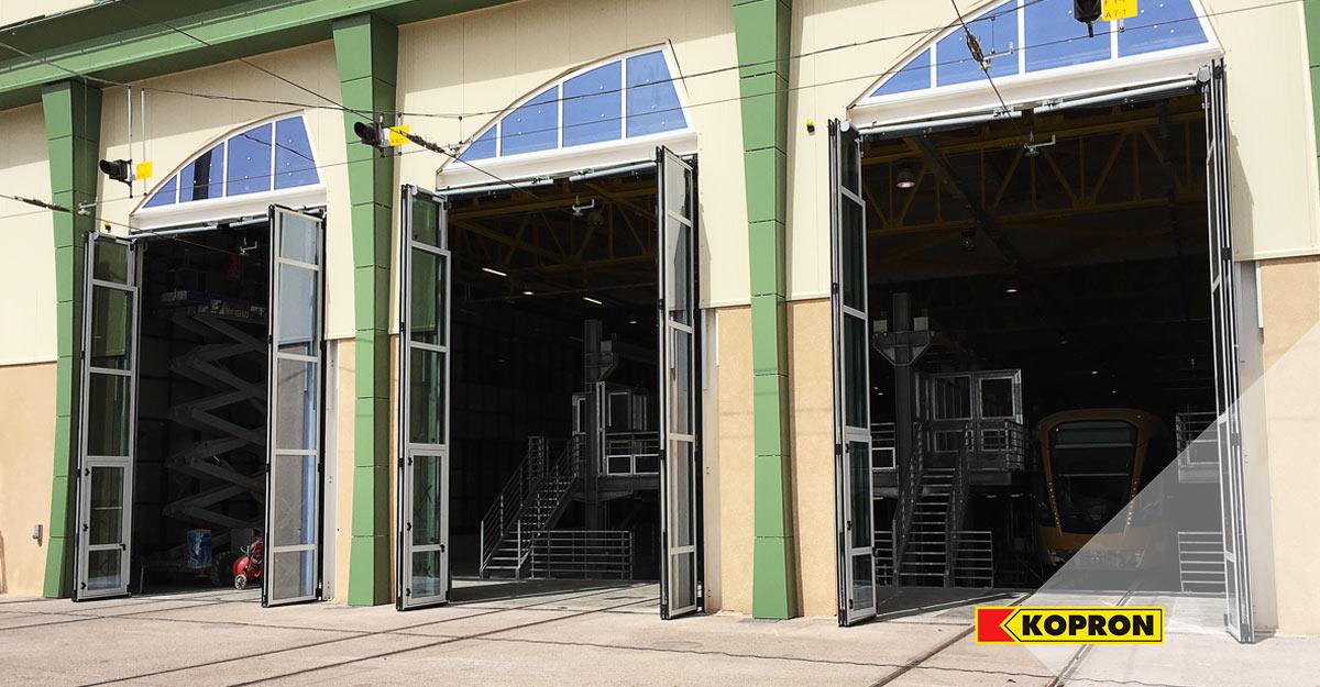 Portes-accordéon-Kopron-pour-le-industrie-ferroviaire-en-Algérie