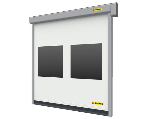 Kopron - FAST ROLL SMART Porte rapide a enroulement vertical